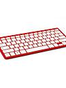 ultratunn Mini Bluetooth trådlöst tangentbord för Apple iPad luft 2 / ipad luft / iPad mini / ipad 2/3/4 / iphone 6 plus / 5s