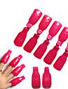 remover gel polska negl konst soakers uv spik avfettning polska wrap verktyg naglar remover suga lock klipp