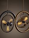MAX 40W Lampe suspendue ,  Retro Peintures Fonctionnalite for Style mini MetalSalle de sejour / Chambre a coucher / Salle a manger /