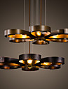 Retro Classic Metal Ceiling Lights, Simple Dining Room  Kitchen Pendant Lamps Bar Cafe Hallway Balcony Pendant Lamp
