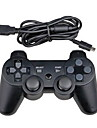 Wired Dual Shock Six-Axes Controller For PS3 Console PC Game
