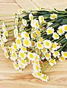 1 Une succursale Soie Marguerites Fleur de Table Fleurs artificielles