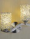 Ministil Vägglampetter,Modern/Samtida E26/E27 Metall