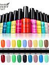 1Pcs UV Gel Nail Polish Long-Lasting Nail Gel Soak-off LED Lamp Fingertip Ballet Gel Polish 12ML 31-40 Colors