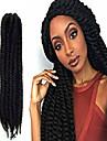 #1 La Havane Tresses Twist Extensions de cheveux 24inch Kanekalon 2X Brin 120g/Pack gramme Braids Hair