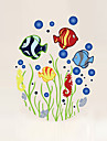 Animaux / Botanique / Bande dessinee / Paysage / Forme Stickers muraux Stickers avion,PVC 39cm x 36cm ( 15in x 14in )