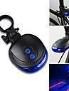 Lampe Arriere de Velo LED / Laser - Cyclisme Etanche AAA 1000 Lumens Batterie Cyclisme-Eclairage