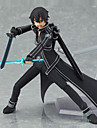 Sword Art Online Saber PVC Anime Actionfigurer Modell Leksaker doll Toy
