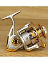 Spinning Reels 5.2:1 12 Kullager utbytbar Sjöfiske / Spinnfiske / Färskvatten Fiske / Generellt fiske-EF5000 #