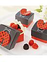 """""""Cute As A Bug"""" Ladybug Favor Box"""