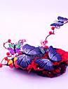 Femei Tul In Material Textil Diadema-Nuntă Ocazie specială Informal Exterior Pălărioare 1 Bucată