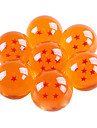 Anime Actionfigurer Inspirerad av Dragon Ball Cosplay Animé Cosplay Accessoarer figur Orange PVC Man / Kvinna