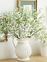 1 Une succursale Soie Gypsophila Fleur de Table Fleurs artificielles