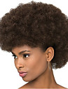 Femme Perruque Synthetique Court Ondules Afro Perruque afro-americaine Pour Cheveux Africains Perruque Halloween Perruque de carnaval