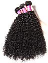 6a brasilianska jungfru hår kinky lockigt jungfru människohår obearbetade jungfru människohår lockigt vågor fri frakt Hot sales