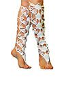 Dame Brățară Gleznă/Brățări Material Textil La modă Ajustabile Adorabil stil minimalist Alb Femei Bijuterii Nuntă Petrecere Casual1