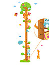 Animaux Botanique Bande dessinee Nature morte Mode Loisir Stickers muraux Autocollants avionAutocollants muraux decoratifs Autocollants