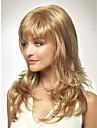 couleur blond de style europe perruques synthetiques de cheveux de qualite superieure