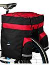 cykel~~POS=TRUNC 60LVäska till pakethållaren/Cykelväska Fuktighetsskyddad / Stötsäker / Bärbar Cykelväska 600D Polyester Pyöräilylaukku