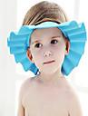epaisseur bain shampooing bonnet de douche sur et parasol protegent chapeau de plafond souple pour les enfants de bebe enfants