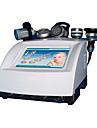 5 en 1 modelage du corps de graisse de l\'equipement de cavitation ultrasonore brulant microcourants instrument bio de la cellulite