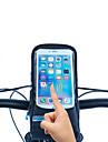 ROSWHEEL® Sac de Velo 1.3LSacoche de Guidon de Velo Zip etanche Resistant a l\'humidite Resistant aux Chocs Vestimentaire Sac de Cyclisme