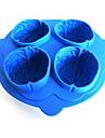 moule de glace du cerveau diy (1 pcs couleur aleatoire)