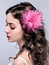 Femei Material Textil Diadema-Nuntă Ocazie specială Flori Clipuri de Păr 1 Bucată