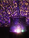 1st magiska bra present stjärna mästare gåva ledde nattlampa för hemma sky stjärna ljus ledde projektorlampan fantastiska färg