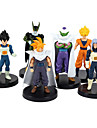 Dragon Ball Son Goku Teknisk Plast Anime Actionfigurer Modell Leksaker doll Toy