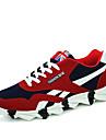 other Chaussures de Courses Chaussures de Course Unisexe Antiderapant Exterieur Basses Grille respirante Polyester Latex Caoutchouc Course