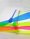 ledde barnens trollslända flygande tefat leksaker