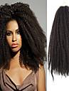 La Havane Boucle coquin Afro Kinky Tresses Extensions de cheveux Kanekalon Cheveux Tressee