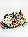 """1 Une succursale Soie Marguerites Fleur de Table Fleurs artificielles 25(9.85"""")"""