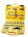 """rewin® verktyg 50bv30 kromvanadinstål 120pcs 1/4 """"&3/8 """"&1/2 """"hög kvalitet hylsnyckel verktygssats verktygslåda bitar låda"""