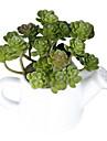 Silke Plantor Konstgjorda blommor