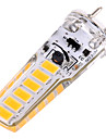 4W G6.35 LED a Double Broches T 12 SMD 5730 300-400 lm Blanc Chaud Blanc Froid Decorative Etanches DC 12 AC 12 AC 24 DC 24 V 1 piece