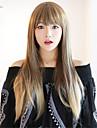 Bang lolita harajuku perruque perruques synthetiques droites Perruques naturel perruque pas cher  perruque de  des femmes
