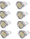 7W GU10 Spot LED MR16 15 SMD 5630 700 lm Blanc Chaud Blanc Froid Decorative AC 85-265 AC 100-240 V 8 pieces