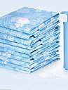 Sacs de Conservation / Escarpins / Organisateurs de Placards / Sacs Aspiarteur Plastique avec100*70cm Vacuum compression bag
