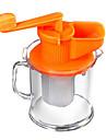 1 Home Kitchen Tool Plast Manuella juicemaskiner