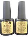 CND 7.3ml UV Nail Gel Base Coat Or Top Coat 1 Bottle