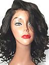courtes perruques avant couleur noire bob dentelle bouclee naturelle couches nouvelle mode chaleur perruques de cheveux synthetiques
