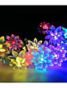 1 Lampe Solaire LED 100 lm Blanc Chaud / Blanc Naturel / RVB SMD Etanches <5V V 1 pieces
