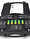 europe 150m carpe sans fil alarme de morsure de peche set 4 alarme morsure + 1 recepteur pour la peche de la carpe (batterie incluse)