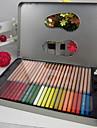 72 couleur crayon colore soluble dans l\'eau superieur jardin secret
