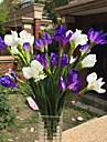 1 1 Une succursale Polyester / Plastique Autres Fleur de Table Fleurs artificielles 28.32Inch/72cm