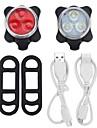 Cykellyktor / Framlykta till cykel / Baklykta till cykel LED - Cykelsport Enkel att bära / Varning Övrigt 40 Lumen USBVardagsanvändning /