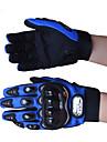 pro-motard gants pleine de doigts, moto, gants d\'equitation, anti chute, une paire