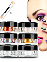 Glitter & Puder- avAndra-12pcs- styck12*10*2- cm